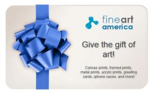 Gift Cards for Printscapes