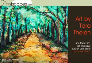 Save On Art By Tara Thelen